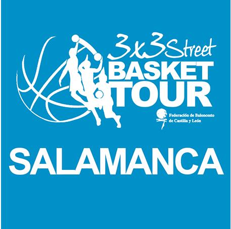 3x3 street basket tour SALAMANCA2018