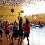 basket3x3 femenino.3x3SBT Burgos