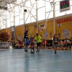 concurso de triples. 3x3SBT Burgos