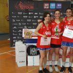 Campeonas de 3x3SBT Burgos