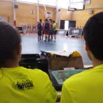 trabajo serio. 3x3SBT Burgos