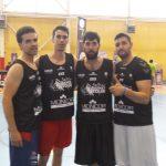 Campeones 3x3SBT Burgos