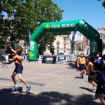 street basket tour Valladolid 2018