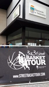 3x3 Street Basket Tour