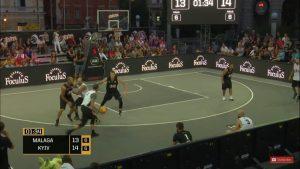3x3SBT y FIBA