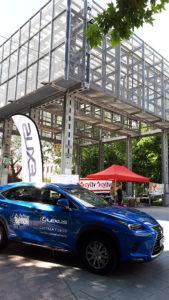 Lexus en 3x3SBT Palencia