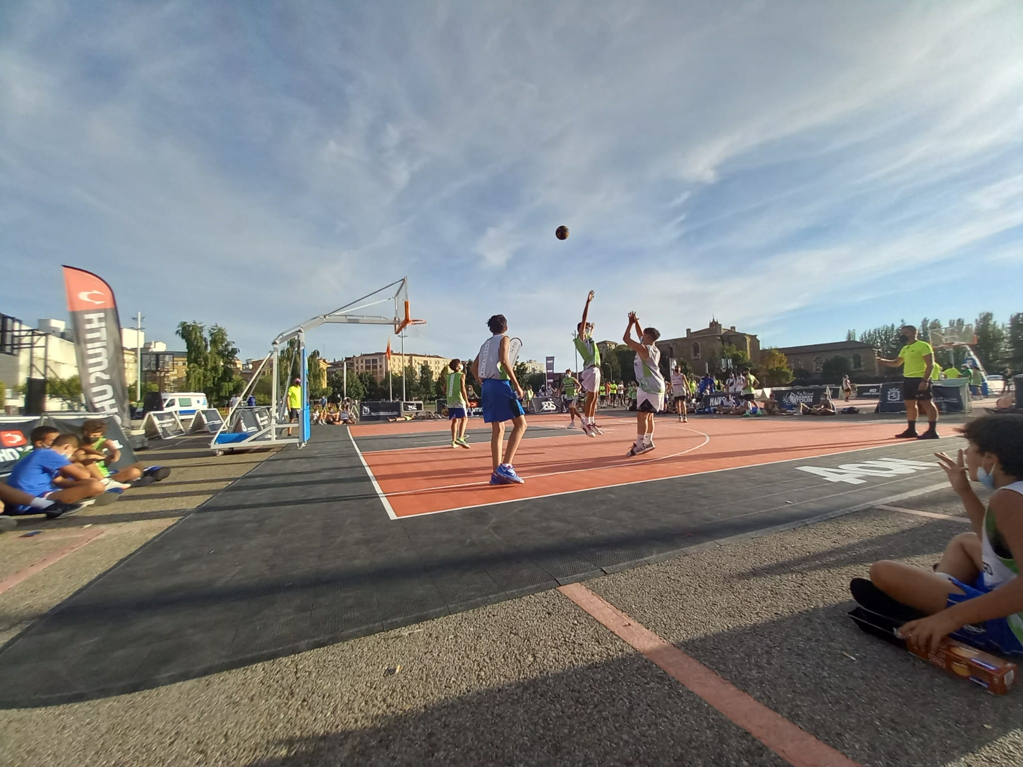 Open León 3x3 Street Basket Tour 2021